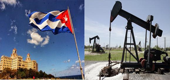 DESCUBREN GRAN YACIMIENTO DE PETRÓLEO EN CUBA