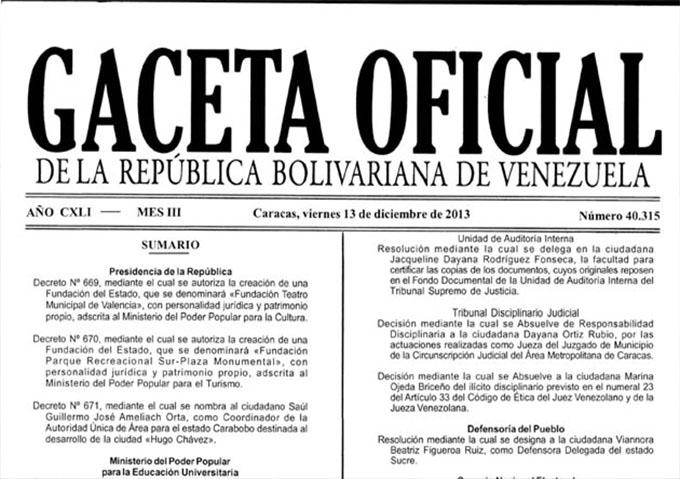 Designan a Saúl Ameliach como coordinador para el desarrollo de Ciudad Hugo Chávez