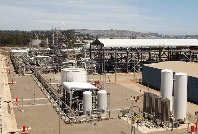 Enagas amplia su participacion en la planta de GNL Quintero (Chile)