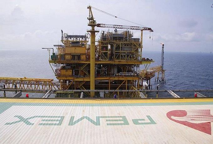 Ku-Maloob-Zaap logra reducción del 50% en quema y venteo de gas