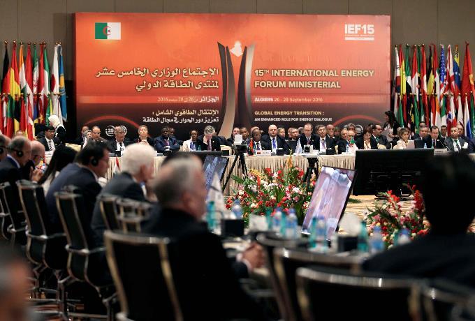 Países productores de petróleo acuerdan una reunión en Estambul