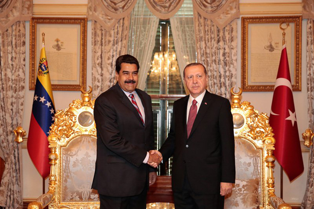 venezuela y turquia saul ameliach