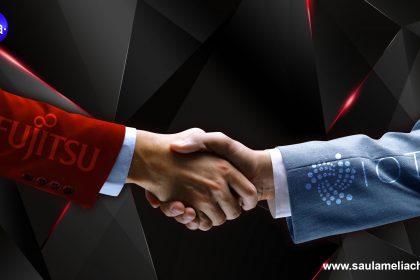 Fujitsu - fundación - saul - ameliach -