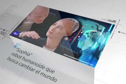 inteligencia artificial robot humanoide - Saul Ameliach