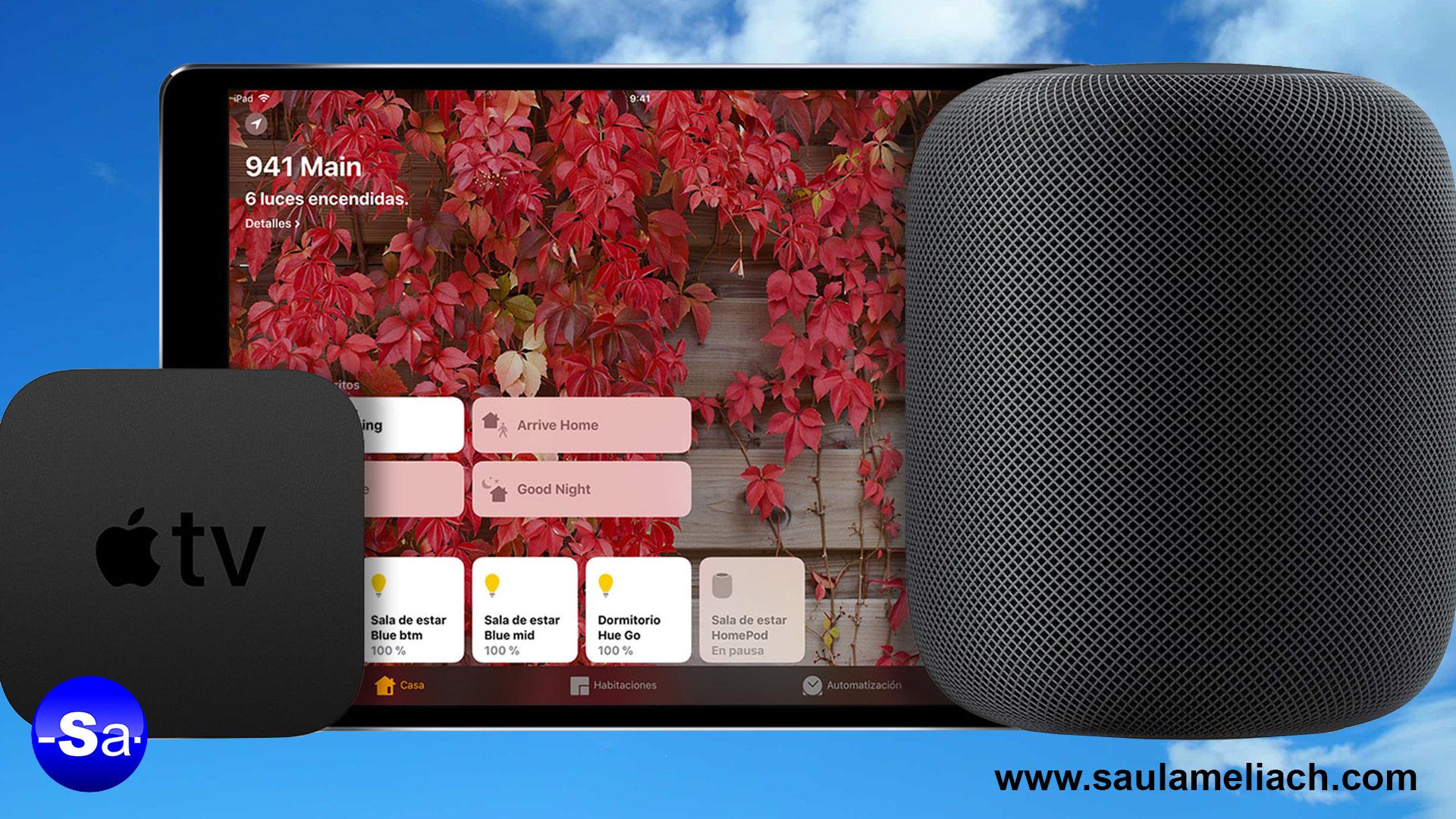 """Saul Ameliach - Apple integra el Internet de las Cosas en su nueva aplicación """"HomeKit"""""""