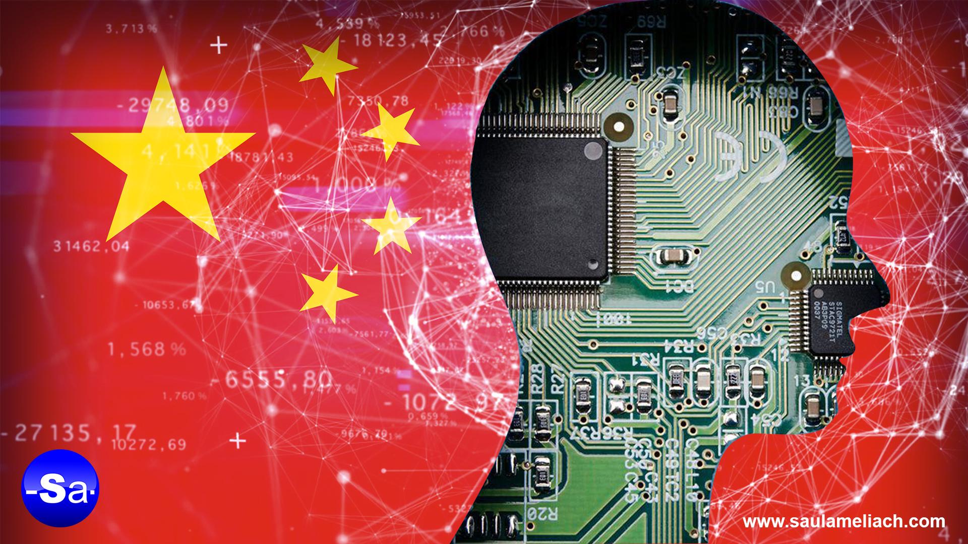 China busca convertirse en el nuevo líder de la Inteligencia Artificial