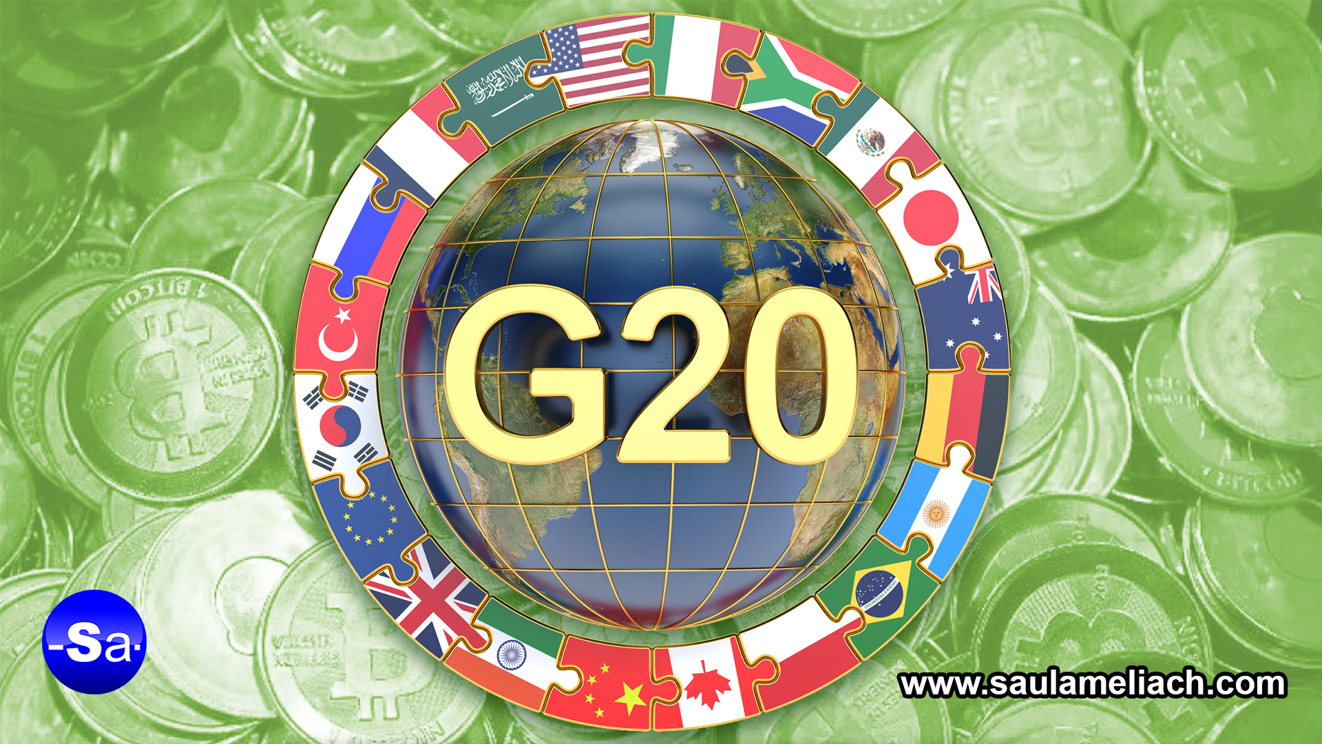Saul Ameliach - G20 afirma.Criptoactivos no imponen un riesgo al sistema financiero
