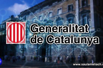 saul ameliach La Generalitat impulsa