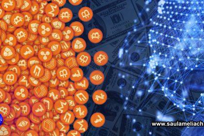 Saul Ameliach - 1,5 mil millones $ se gastara en tecnología de criptoactivos