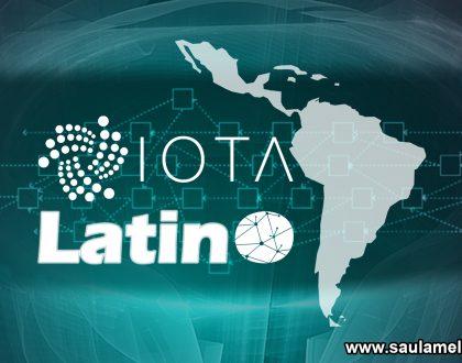 Saul Ameliach - IOTA Latino apuesta por la tecnología DLT Tangle