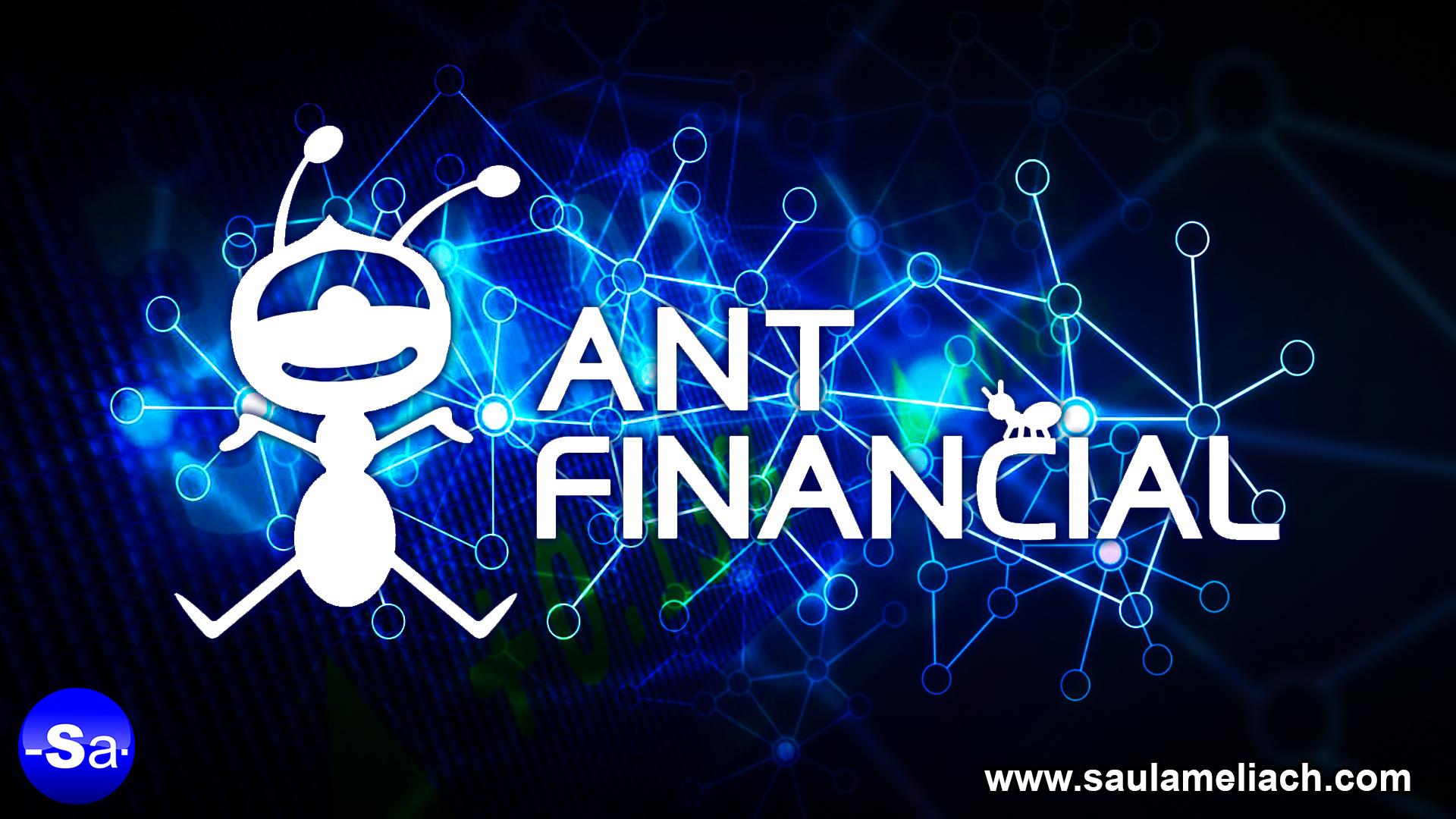 Saul Ameliach - Ant Financial lanzará una plataforma BaaS de Blockchain