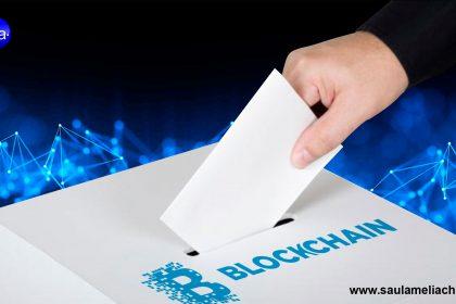 Saul Ameliach - Sistema de votación en Japón basado en tecnología Blockchain