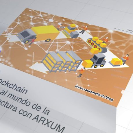 saul ameliach - blockchain - ARXUM