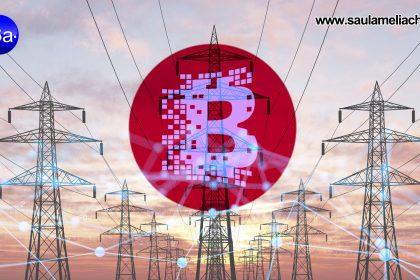 saul ameliach - Blockchain hacer realidad el intercambio de electricidad en Japón